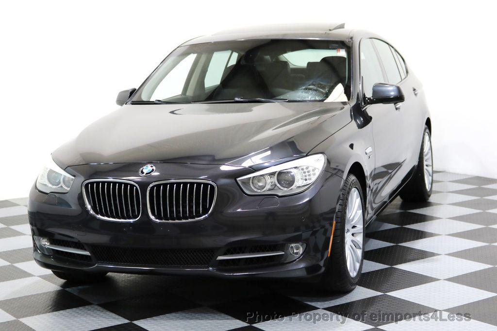 2012 BMW 5 Series Gran Turismo CERTIFIED 535i xDRIVE GT Sport Camera NAV Gran Turismo - 16996226 - 27