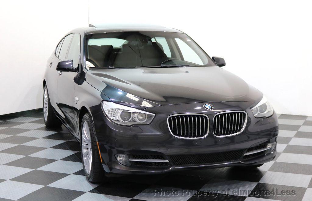 2012 BMW 5 Series Gran Turismo CERTIFIED 535i xDRIVE GT Sport Camera NAV Gran Turismo - 16996226 - 28