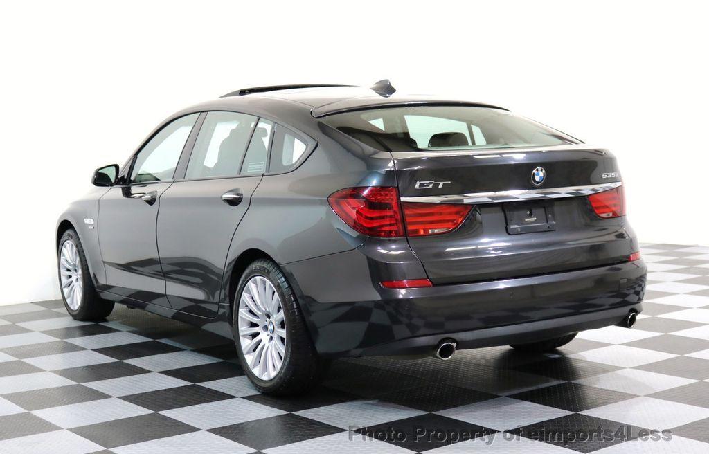 2012 BMW 5 Series Gran Turismo CERTIFIED 535i xDRIVE GT Sport Camera NAV Gran Turismo - 16996226 - 29
