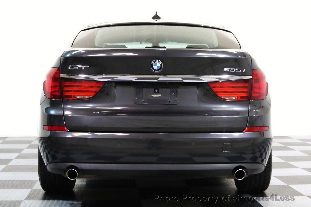 2012 BMW 5 Series Gran Turismo CERTIFIED 535i xDRIVE GT Sport Camera NAV Gran Turismo - 16996226 - 30