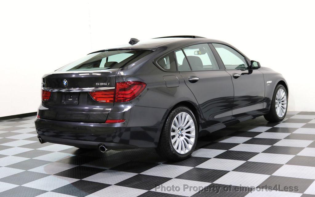 2012 BMW 5 Series Gran Turismo CERTIFIED 535i xDRIVE GT Sport Camera NAV Gran Turismo - 16996226 - 31