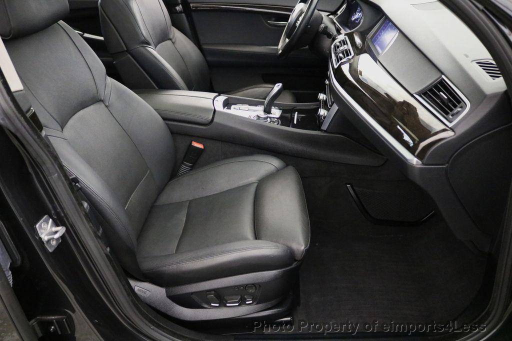 2012 BMW 5 Series Gran Turismo CERTIFIED 535i xDRIVE GT Sport Camera NAV Gran Turismo - 16996226 - 37