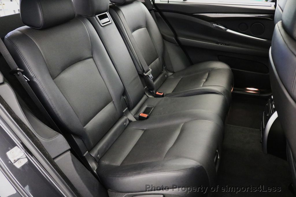 2012 BMW 5 Series Gran Turismo CERTIFIED 535i xDRIVE GT Sport Camera NAV Gran Turismo - 16996226 - 39