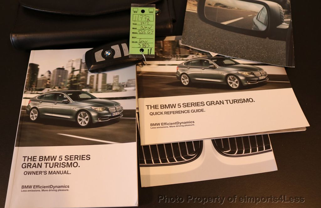 2012 BMW 5 Series Gran Turismo CERTIFIED 535i xDRIVE GT Sport Camera NAV Gran Turismo - 16996226 - 44