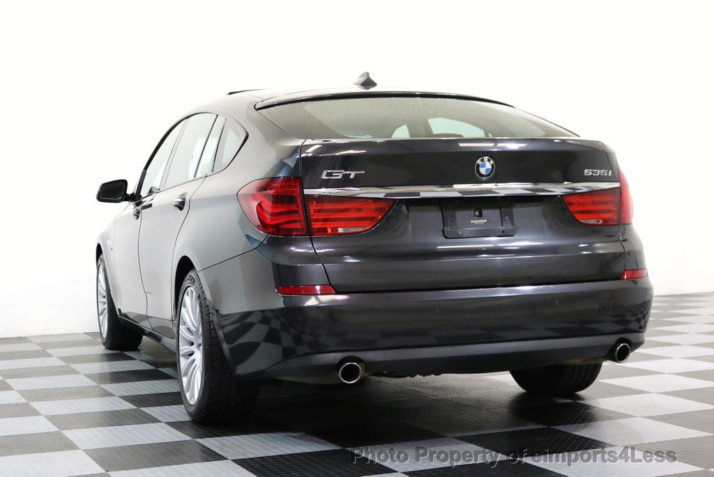 2012 BMW 5 Series Gran Turismo CERTIFIED 535i xDRIVE GT Sport Camera NAV Gran Turismo - 16996226 - 49