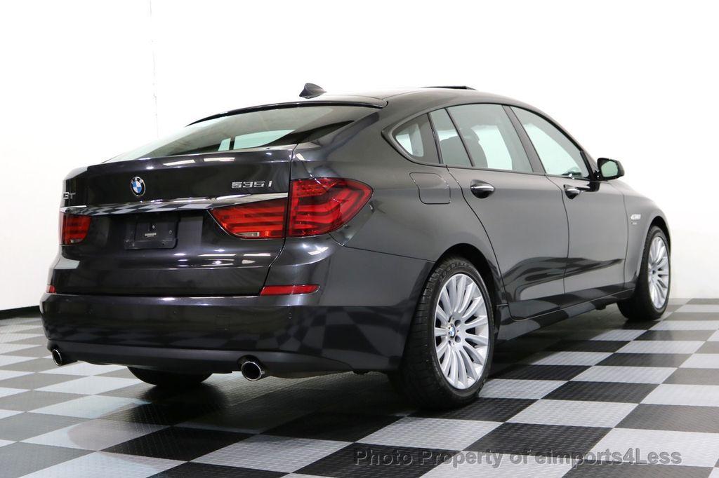 2012 BMW 5 Series Gran Turismo CERTIFIED 535i xDRIVE GT Sport Camera NAV Gran Turismo - 16996226 - 50