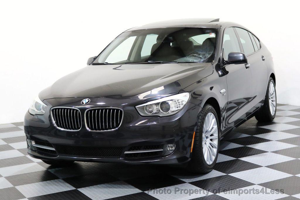 2012 BMW 5 Series Gran Turismo CERTIFIED 535i xDRIVE GT Sport Camera NAV Gran Turismo - 16996226 - 51