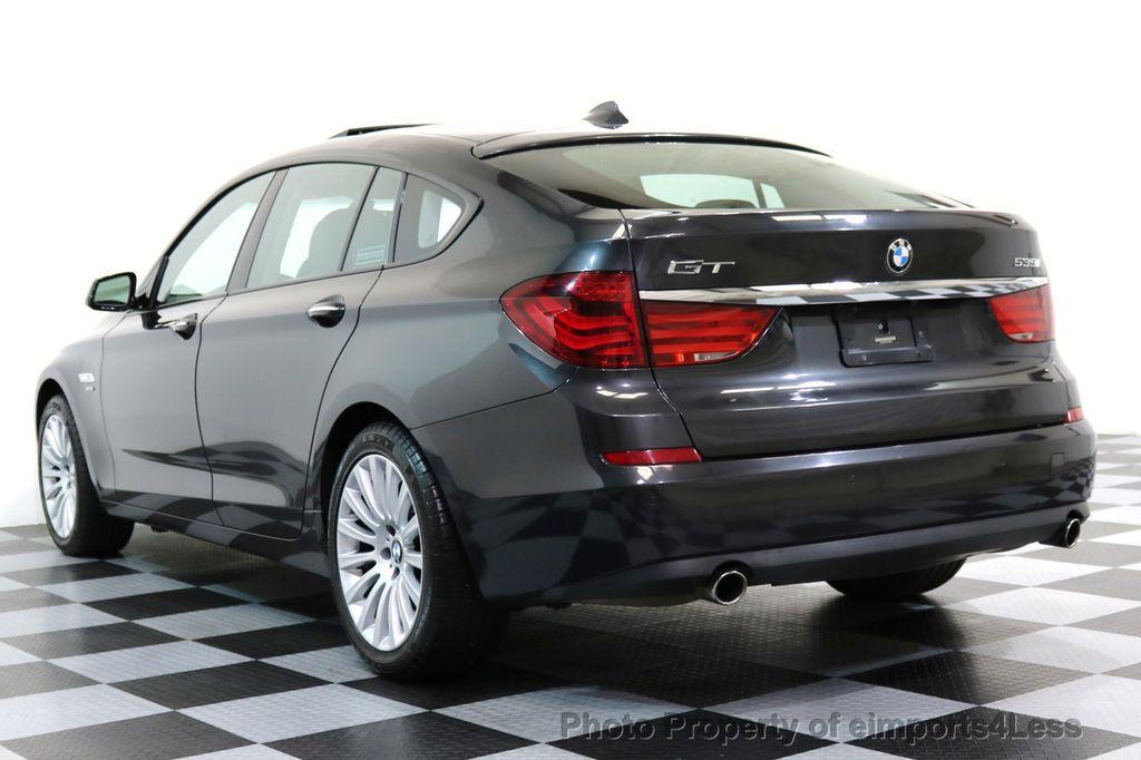 2012 BMW 5 Series Gran Turismo CERTIFIED 535i xDRIVE GT Sport Camera NAV Gran Turismo - 16996226 - 52