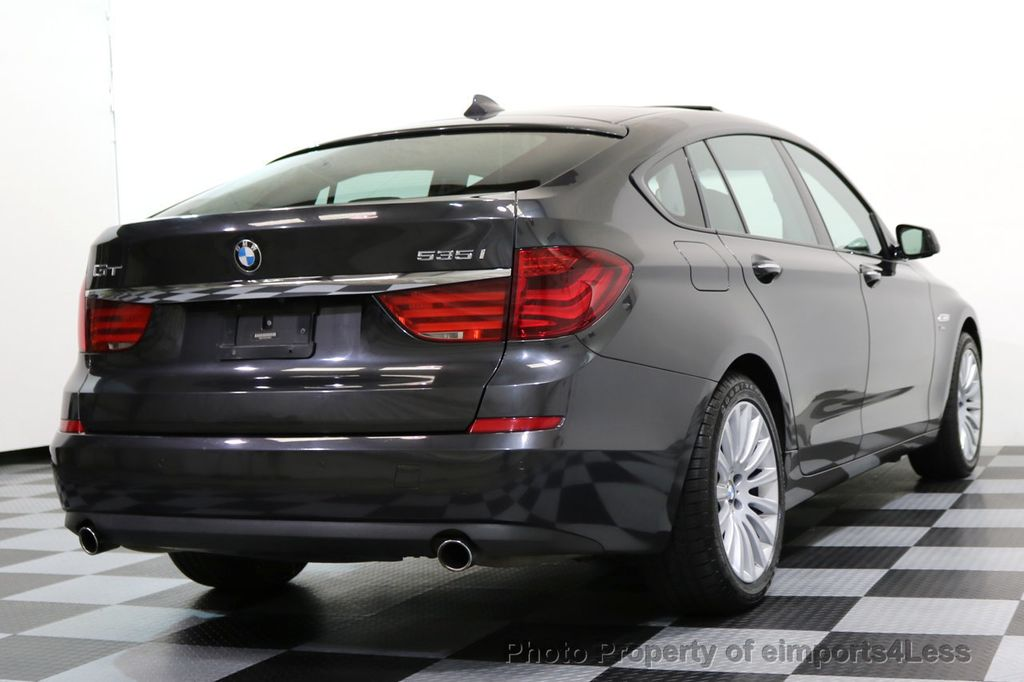 2012 BMW 5 Series Gran Turismo CERTIFIED 535i xDRIVE GT Sport Camera NAV Gran Turismo - 16996226 - 53