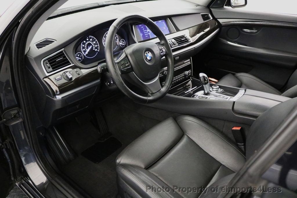 2012 BMW 5 Series Gran Turismo CERTIFIED 535i xDRIVE GT Sport Camera NAV Gran Turismo - 16996226 - 7