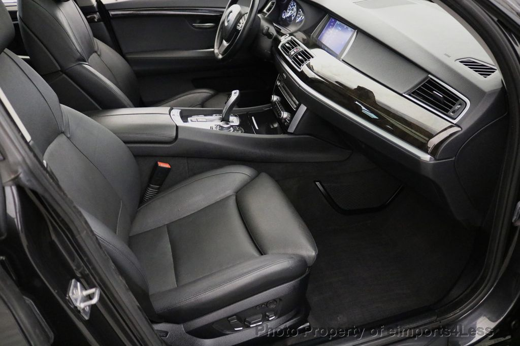 2012 BMW 5 Series Gran Turismo CERTIFIED 535i xDRIVE GT Sport Camera NAV Gran Turismo - 16996226 - 8