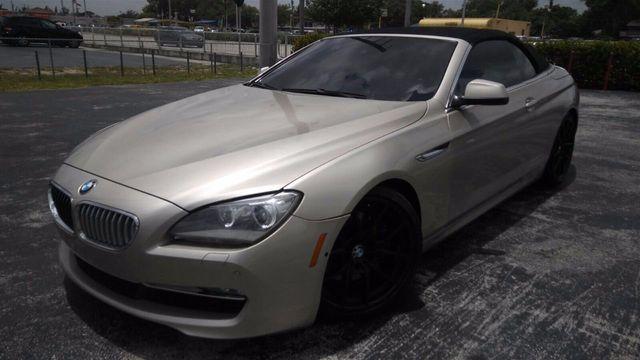 2012 Used BMW 6 Series 650i at A Luxury Autos Serving Miramar, FL ...
