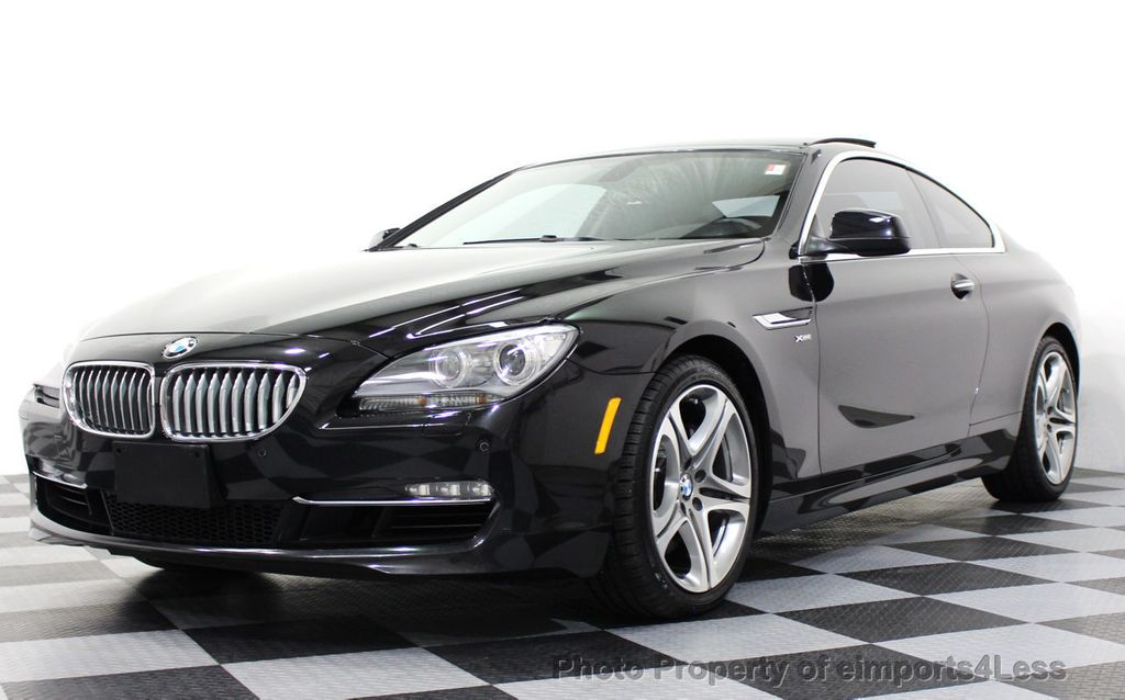 2012 Used BMW 6 Series CERTIFIED 650Xi xDRIVE AWD COUPE NAVIGATION ...