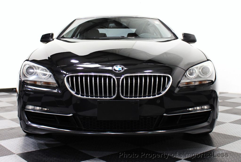 2012 used bmw 6 series certified 650xi xdrive awd coupe. Black Bedroom Furniture Sets. Home Design Ideas