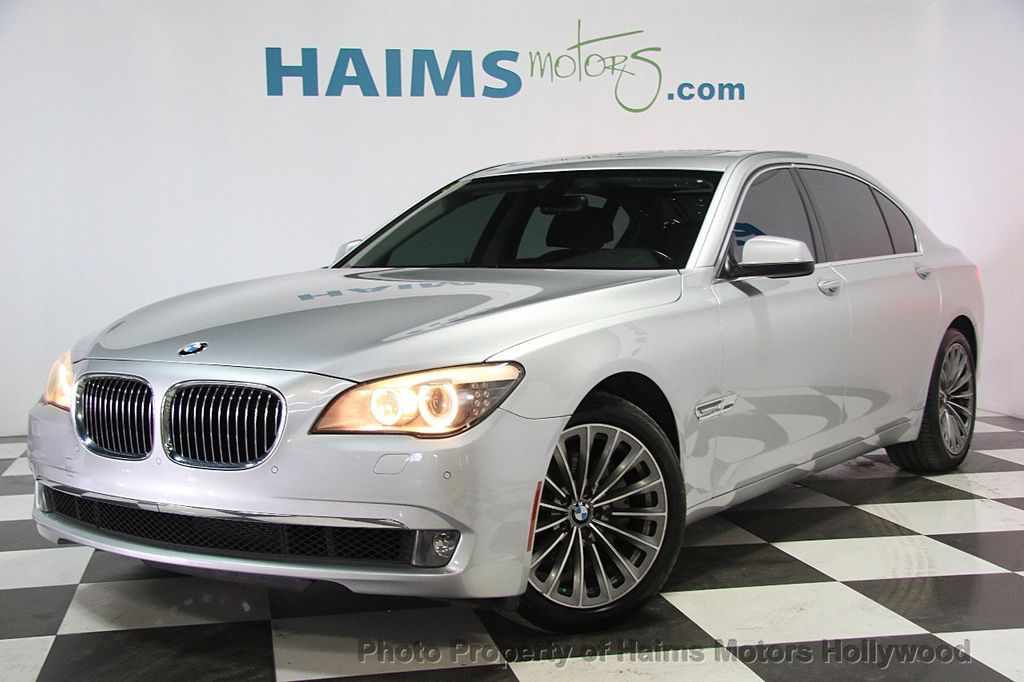2012 used bmw 7 series 740li at haims motors serving fort. Black Bedroom Furniture Sets. Home Design Ideas