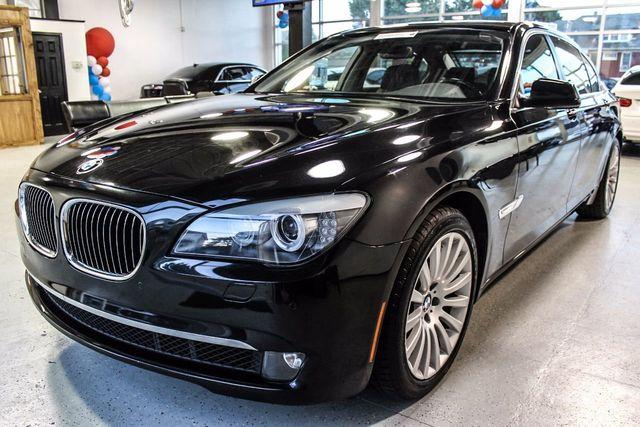 2012 BMW 750Li >> 2012 Used Bmw 7 Series 750li At Dip S Luxury Motors Serving Elizabeth Nj Iid 15127030