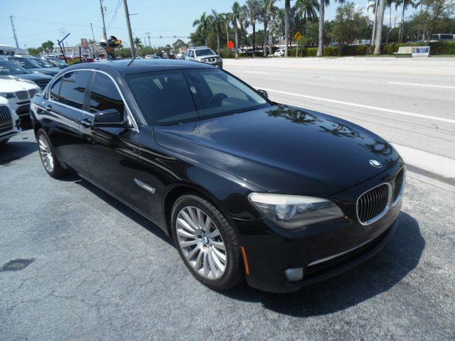 2012 BMW 750Li >> 2012 Used Bmw 7 Series 750li At L G E Auto Sales Serving Wilton Manors Fl Iid 18804642