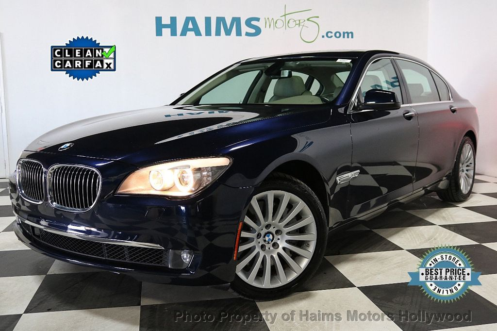 2012 BMW 7 Series 750Li xDrive - 18584875 - 0