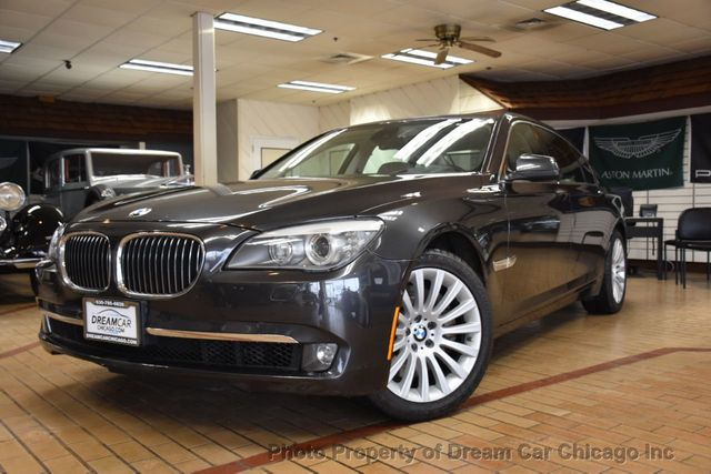 2012 BMW 750Li >> 2012 Used Bmw 7 Series 750li Xdrive At Dream Car Chicago Inc Serving Villa Park Il Iid 19466727