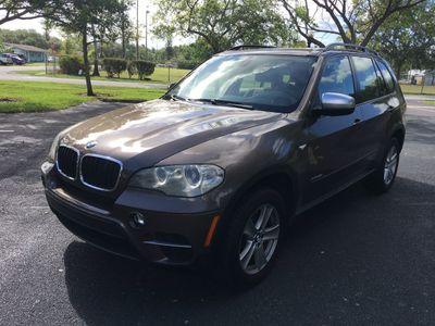 2012 BMW X5 35i Premium SUV