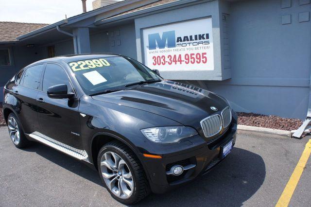 אדיר 2012 Used BMW X6 50i at Maaliki Motors Serving Aurora, Denver, CO KS-94