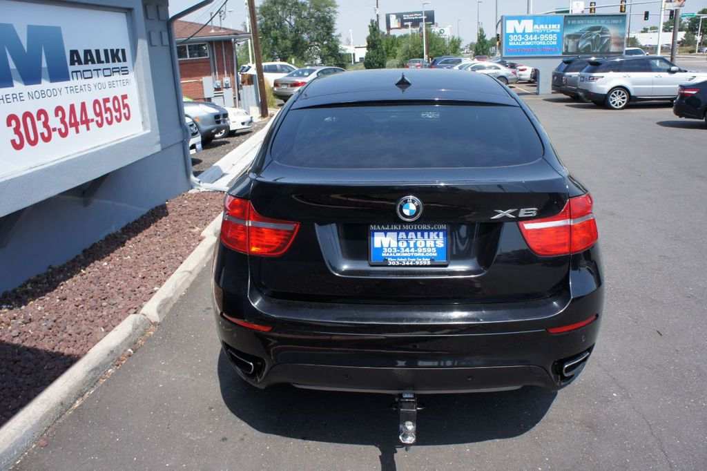 2012 Used Bmw X6 50i At Maaliki Motors Serving Aurora Denver Co
