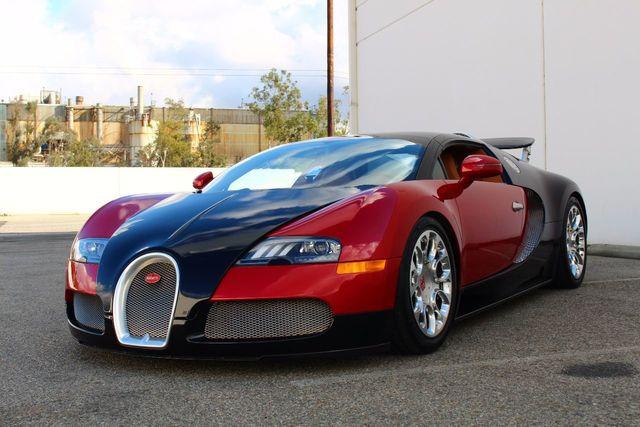 2012 Used Bugatti Veyron Grand Sport at CNC Motors Inc. Serving ...