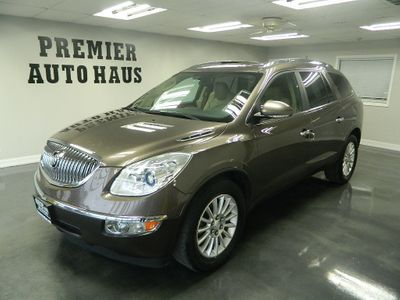 2012 Buick Enclave 2012 BUICK ENCLAVE LEATHER AND DUAL MOONROOF   SUV