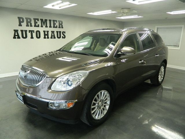 2012 Buick Enclave 2012 BUICK ENCLAVE LEATHER AND DUAL MOONROOF