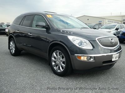 2012 Buick Enclave AWD 4dr Premium - Click to see full-size photo viewer
