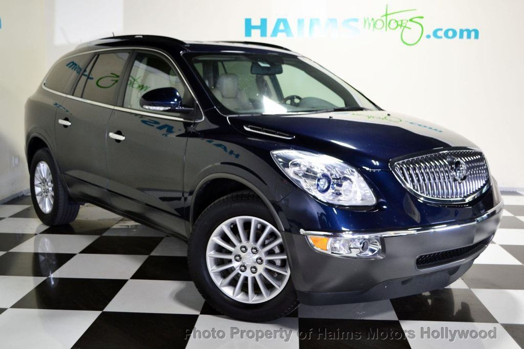 Huntsville Gmc Accessories >> 2012 Buick Enclave Review Edmunds   Autos Post