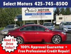 2012 Buick Regal - 2G4GV5GV8C9213721