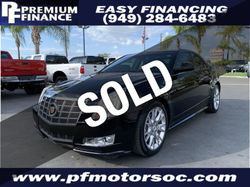 2012 Cadillac CTS - 1G6DS5E36C0133509