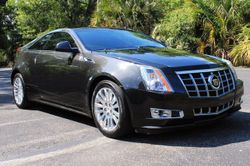 2012 Cadillac CTS Coupe - 1G6DL1E39C0154697