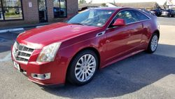 2012 Cadillac CTS Coupe - 1G6DK1E38C0118633