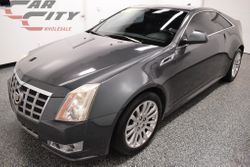 2012 Cadillac CTS Coupe - 1G6DK1E37C0124830