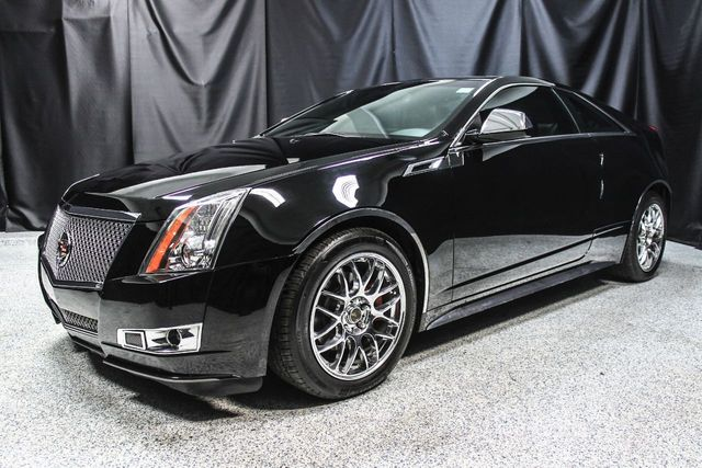 Used Cadillac Cts Coupe >> 2012 Used Cadillac Cts Coupe 2dr Coupe Premium Awd At Dip S Luxury