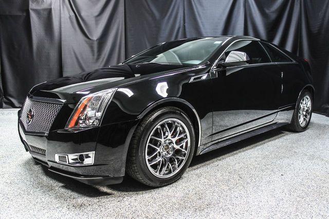 Used Cadillac Cts Coupe >> 2012 Used Cadillac Cts Coupe 2dr Coupe Premium Awd At Dip S