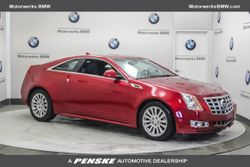 2012 Cadillac CTS Coupe - 1G6DS1E35C0133347