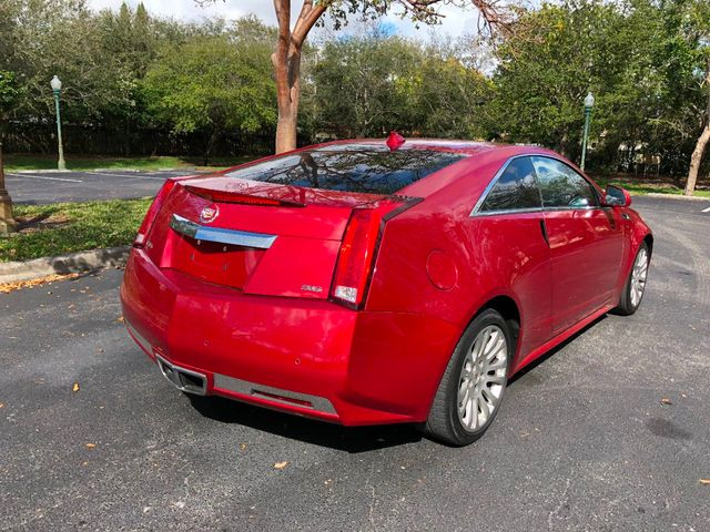 2012 Cadillac CTS Coupe 2dr Coupe RWD - Click to see full-size photo viewer