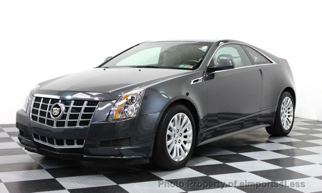 Used Cadillac Cts Coupe >> 2012 Used Cadillac Cts Coupe Certified Cts 3 6 Awd Coupe At Eimports4less Serving Doylestown Bucks County Pa Iid 15807111