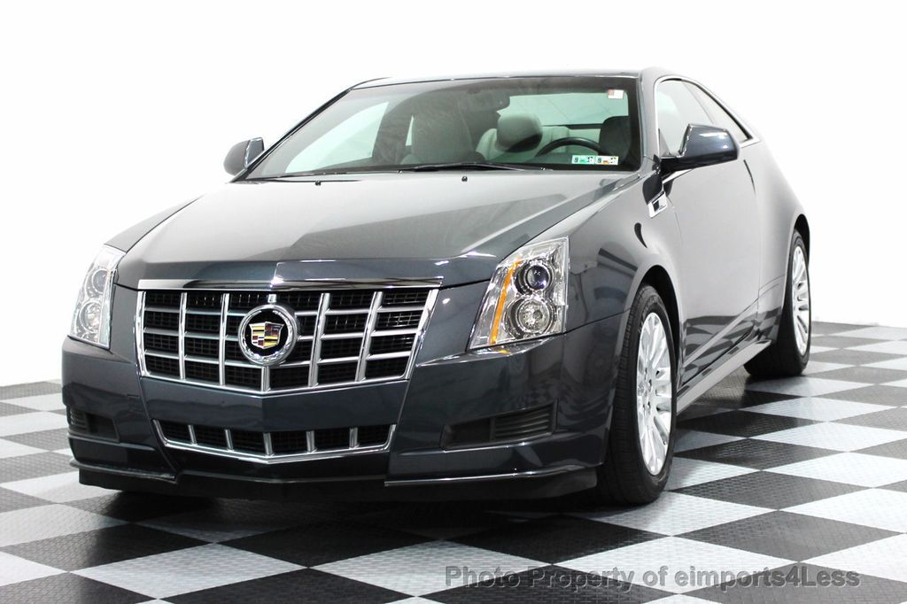 2012 Used Cadillac CTS Coupe CERTIFIED CTS 36 AWD COUPE at
