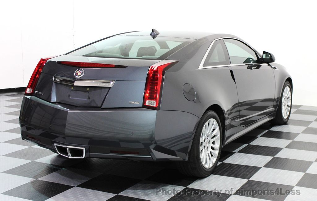 2012 used cadillac cts coupe certified cts 3 6 awd coupe at eimports4less serving doylestown. Black Bedroom Furniture Sets. Home Design Ideas