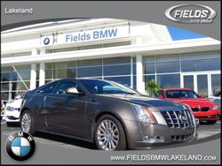 2012 Cadillac CTS Coupe 2dr Cpe Premium RWD - 1G6DP1E38C0131321