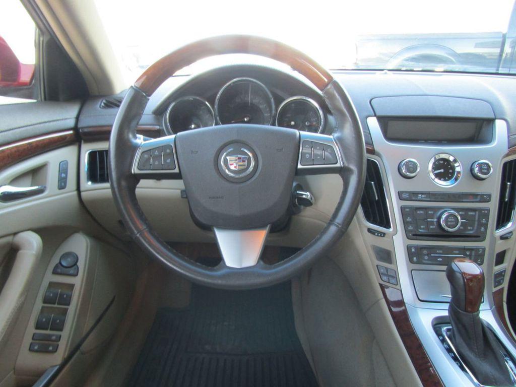 2012 Cadillac CTS Sedan 4dr Sedan 3.6L Premium RWD - 18675376 - 9