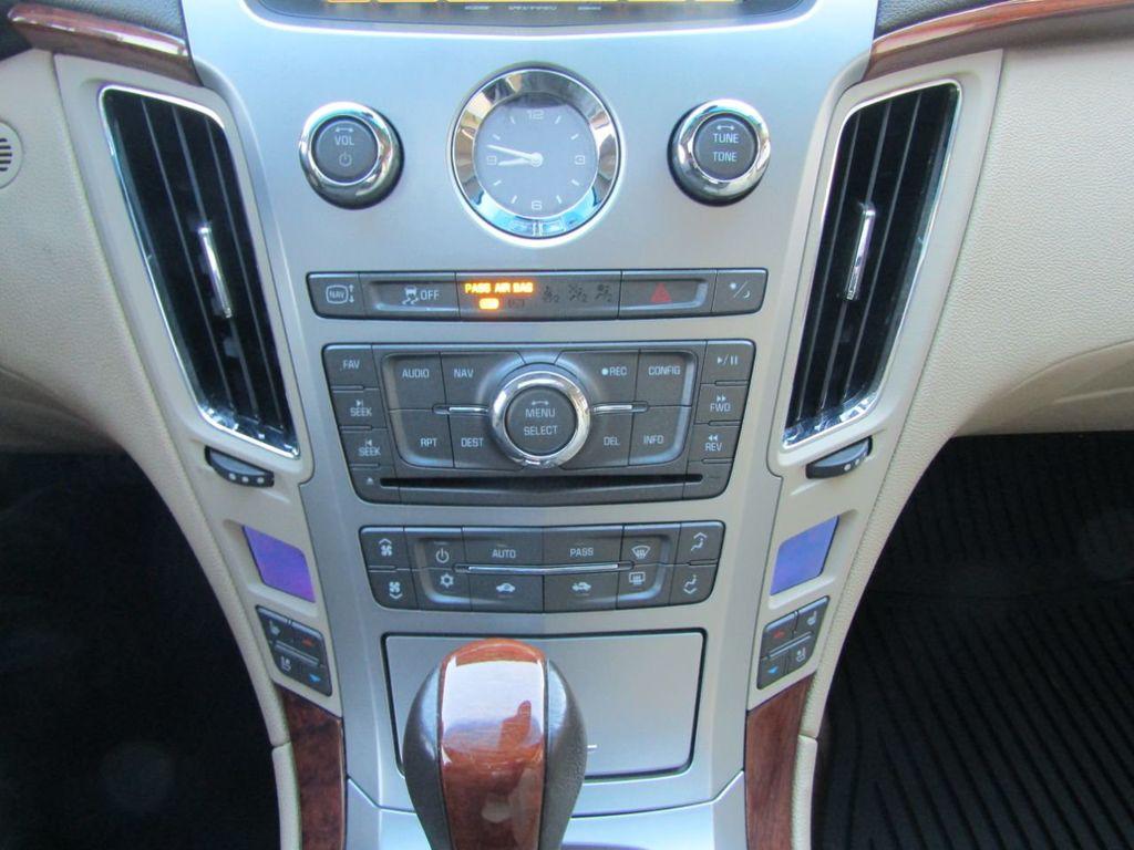 2012 Cadillac CTS Sedan 4dr Sedan 3.6L Premium RWD - 18675376 - 21