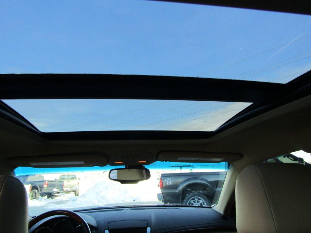 2012 Cadillac CTS Sedan 4dr Sedan 3.6L Premium RWD - 18675376 - 22