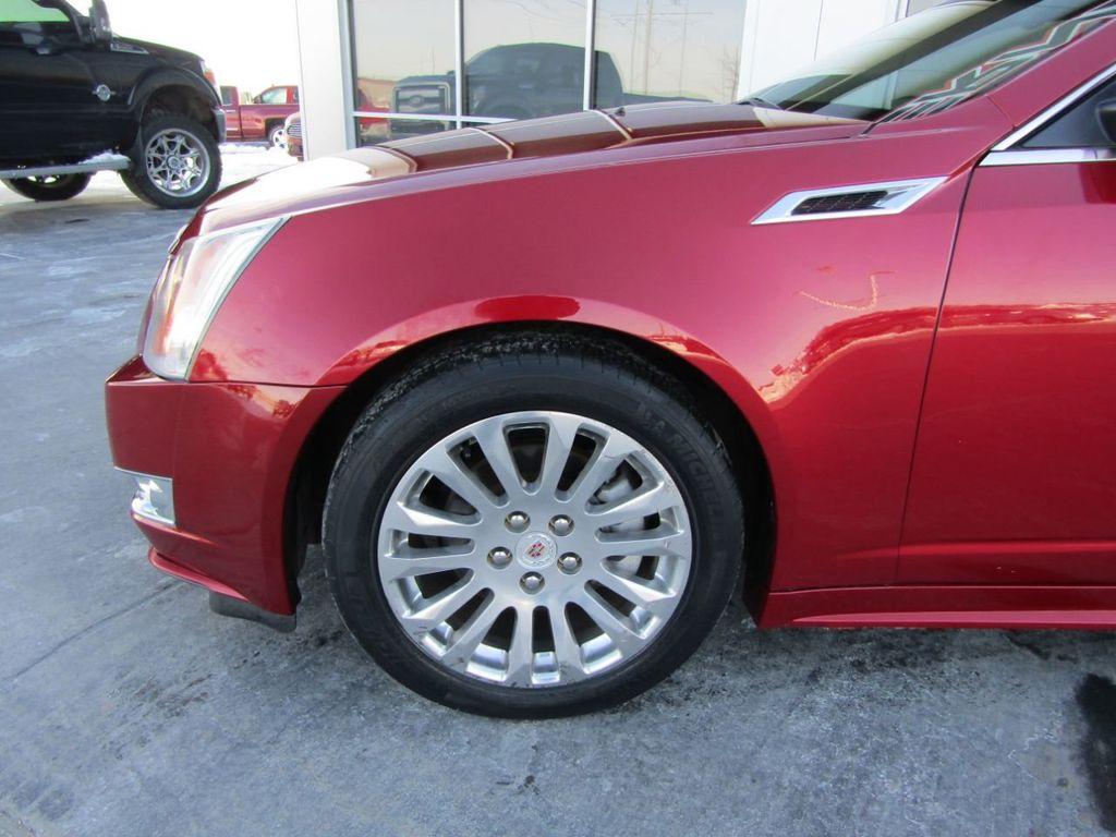 2012 Cadillac CTS Sedan 4dr Sedan 3.6L Premium RWD - 18675376 - 25