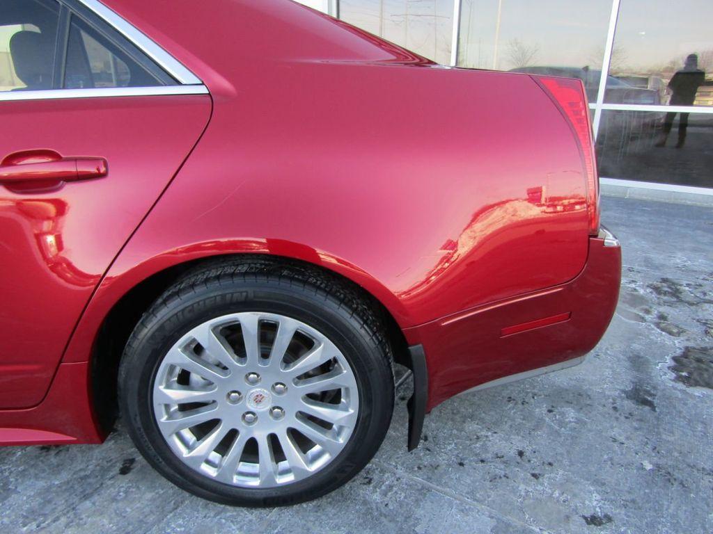 2012 Cadillac CTS Sedan 4dr Sedan 3.6L Premium RWD - 18675376 - 28
