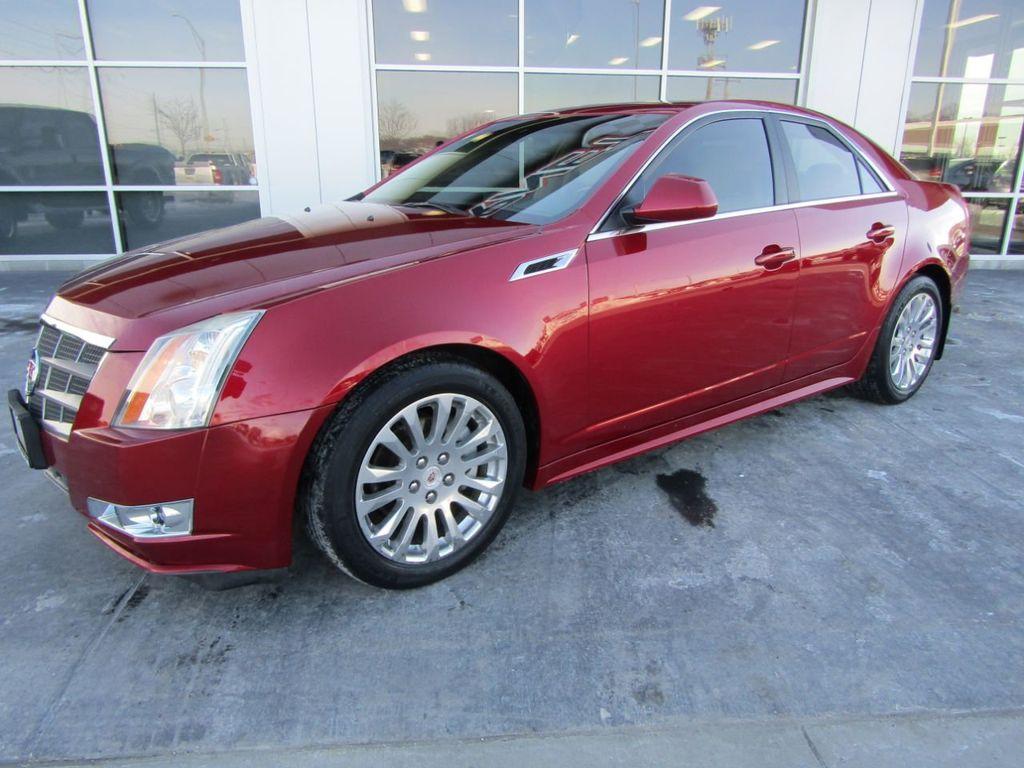 2012 Cadillac CTS Sedan 4dr Sedan 3.6L Premium RWD - 18675376 - 2